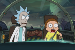 'Rick and Morty' Wins Emmy for Outstanding Animated Program