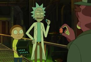 Rick and Morty Vat of Acid Adult Swim