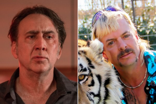 "Nicolas Cage and ""Tiger King"""
