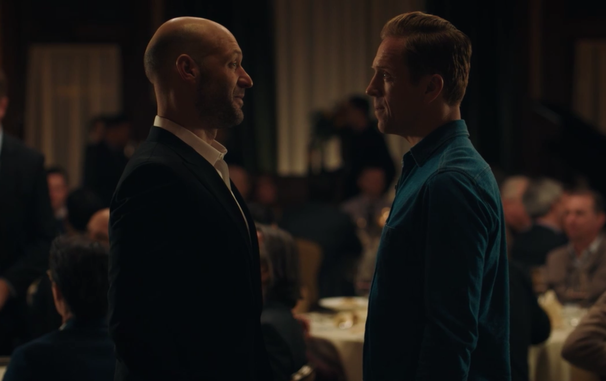 'Billions' Review: In 'The Chris Rock Test,' a New Rival for Bobby Brings a Familiar Refrain
