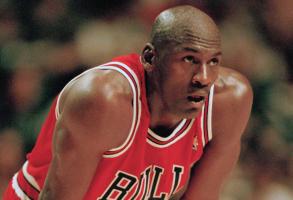 """Michael Jordan"""