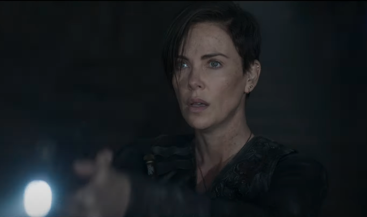 The Old Guard Trailer Charlize Theron In Netflix S Action Tentpole Indiewire