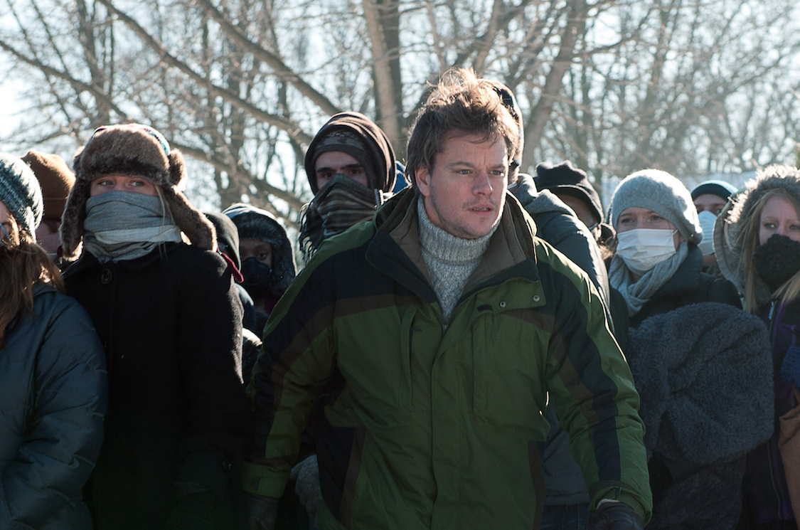 Not Even 'Contagion' Prepared Soderbergh for 'Deeply Illogical' Pandemic Behavior