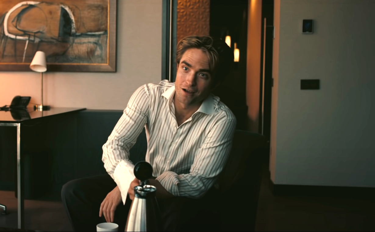 Robert Pattinson Lied to Christopher Nolan About Batman...