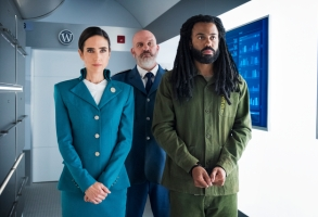 Snowpiercer Series TNT Jennifer Connelly Daveed Diggs