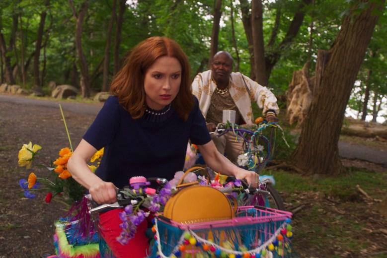 Unbreakable Kimmy Schmidt: Kimmy vs. The Reverend Interactive Special Netflix Ellie Kemper