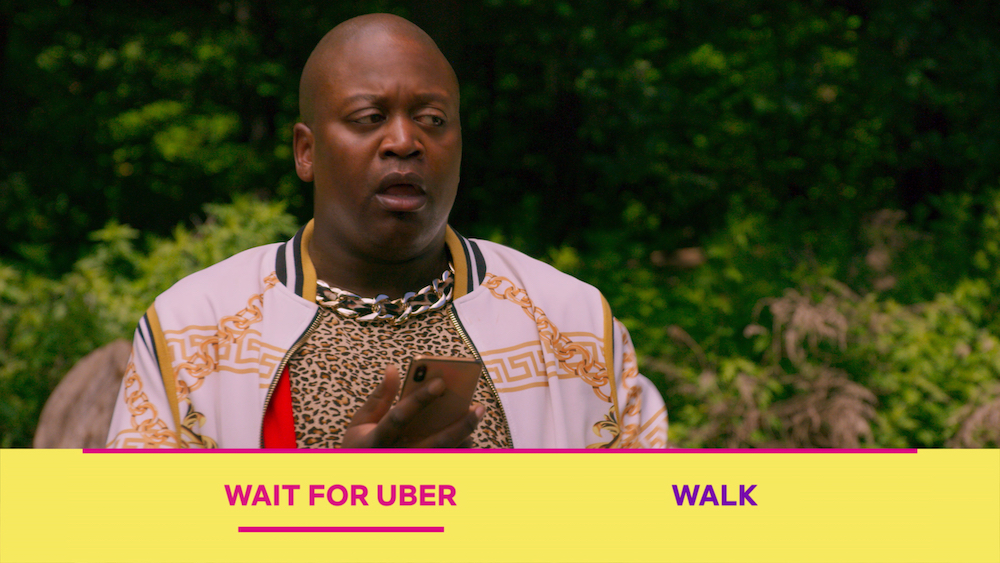 UNBREAKABLE KIMMY SCHMIDT KIMMY VS. THE REVEREND (L TO R) TITUSS BURGESS as TITUS in UNBREAKABLE KIMMY SCHMIDT KIMMY VS. THE REVEREND Cr. Courtesy of Netflix © 2020