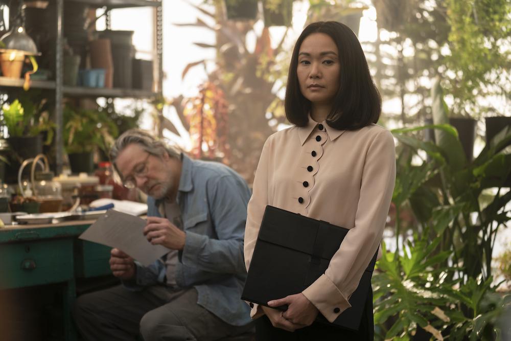 Homecoming Season 2 Chris Cooper Hong Chau Amazon Prime