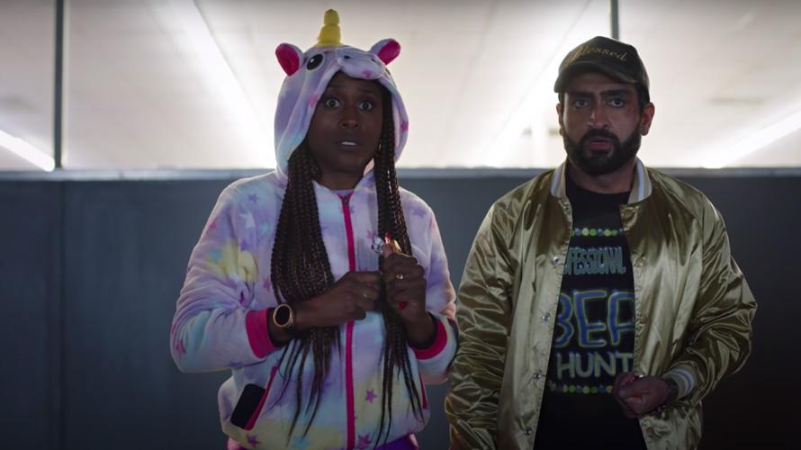 The Lovebirds Review Kumail Nanjiani Issa Rae Lead Netflix Rom