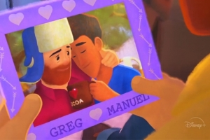 Pixar Short 'Out' Proves Gay Stories Can Live on Family-Friendly Disney+
