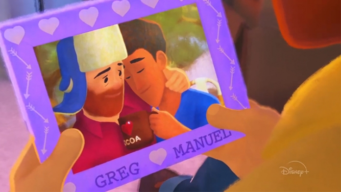 Pixar S Gay Short Out Is Now Streaming On Disney Indiewire
