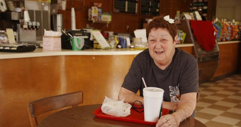 AKA JANE ROE (Airs Friday, May 22) -- Pictured: Norma McCorvey. CR: FX