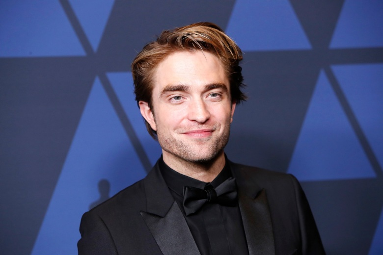 Robert Pattinson poses on the red carpet prior to the 11th Annual Governors Awards at the Dolby Theater in Hollywood, California, USA, 27 October 2019.11th Annual Governors Awards - Arrivals, Hollywood, USA - 27 Oct 2019