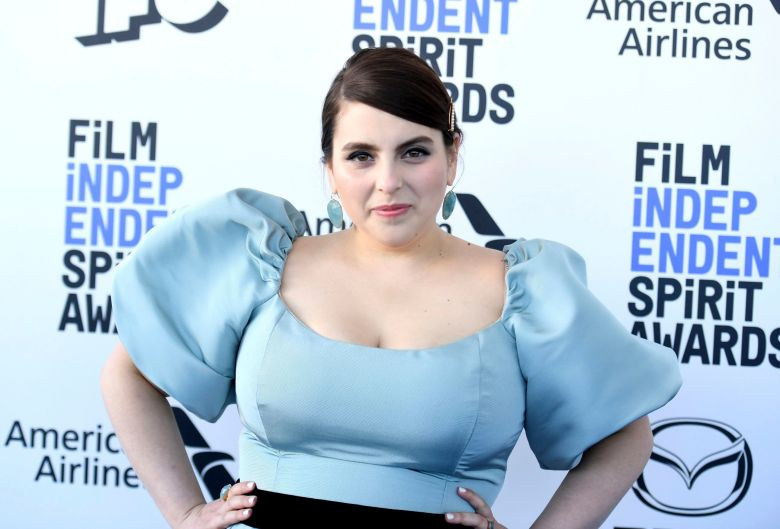 Beanie Feldstein arrives at the 35th Film Independent Spirit Awards, in Santa Monica, Calif2020 Film Independent Spirit Awards - Red Carpet, Santa Monica, USA - 08 Feb 2020