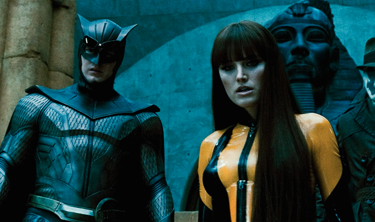 Malin Akerman Reveals Watchmen Was A Low Point In Her Career Indiewire