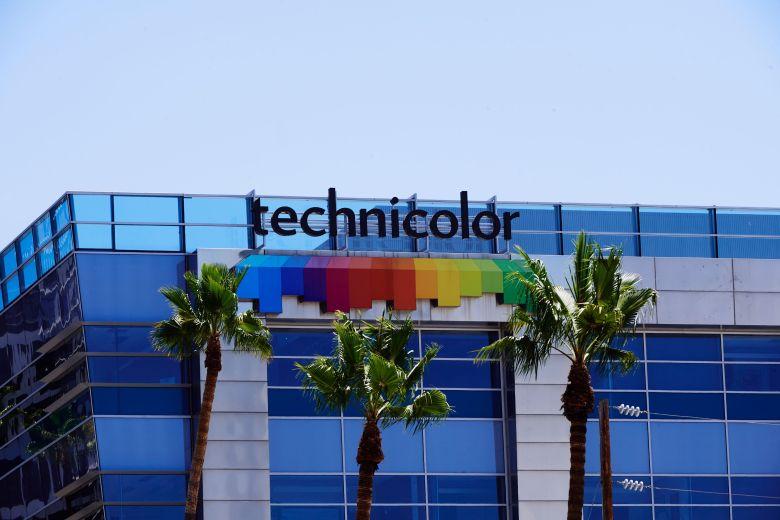 TechnicolorMusic Venues, Los Angeles, California, USA - 11 Jun 2020