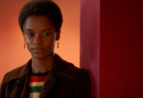 WARNING: Embargoed for publication until 11:00:01 on 10/09/2019 - Programme Name: Small Axe - TX: n/a - Episode: n/a (No. n/a) - Picture Shows:  Letitia Wright - (C) McQueen Limited - Photographer: Des Willie