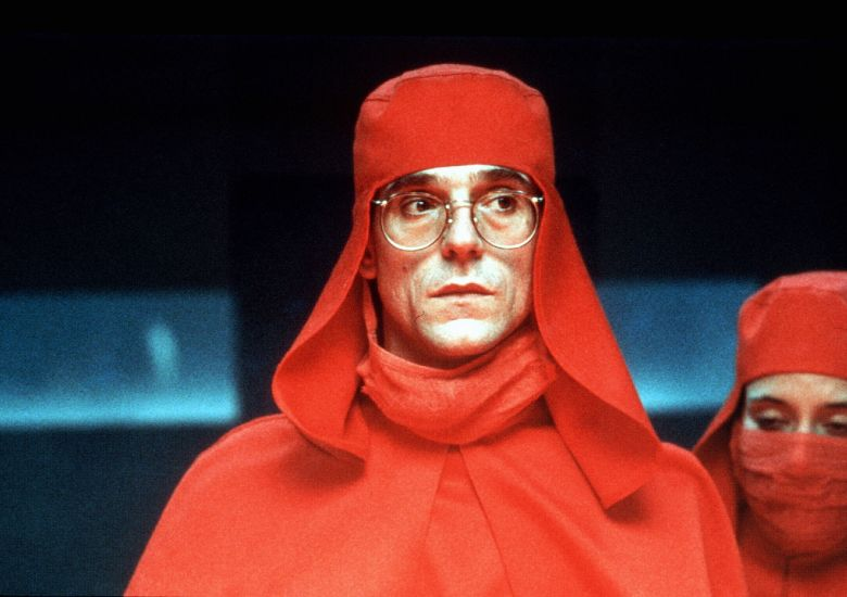 Editorial use onlyMandatory Credit: Photo by ITV/Shutterstock (767271rx)'Dead Ringers' FilmJeremy IronsGTV ARCHIVE