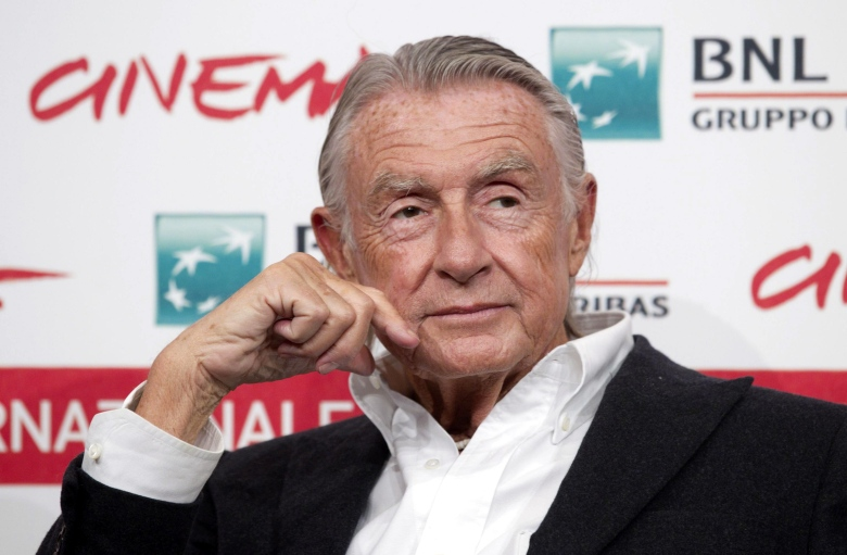 Us Director Joel Schumacher Poses During a Photocall at the 6th Annual Rome Film Festival in Rome Italy 03 November 2011 the Film Festival Runs From 27 October to 04 November Italy RomeItaly Rome Film Festival 2011 - Nov 2011