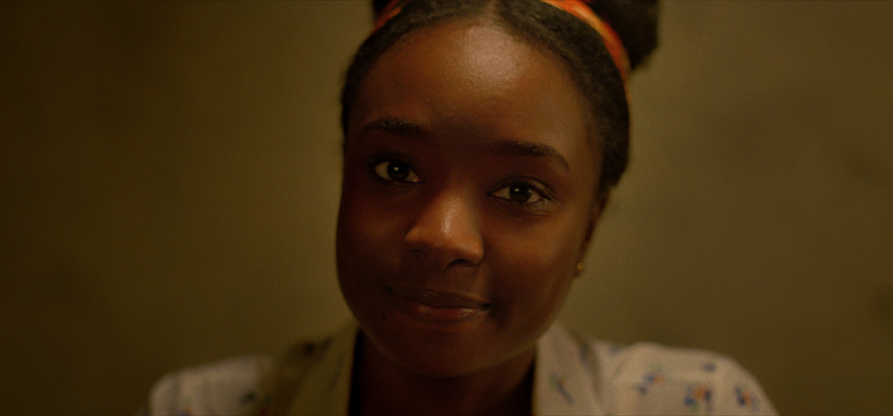"KiKi Layne in ""If Beale Street Could Talk"""