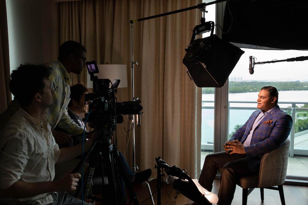 Sammy Sosa Long Gone Summer ESPN 30 for 30 documentary