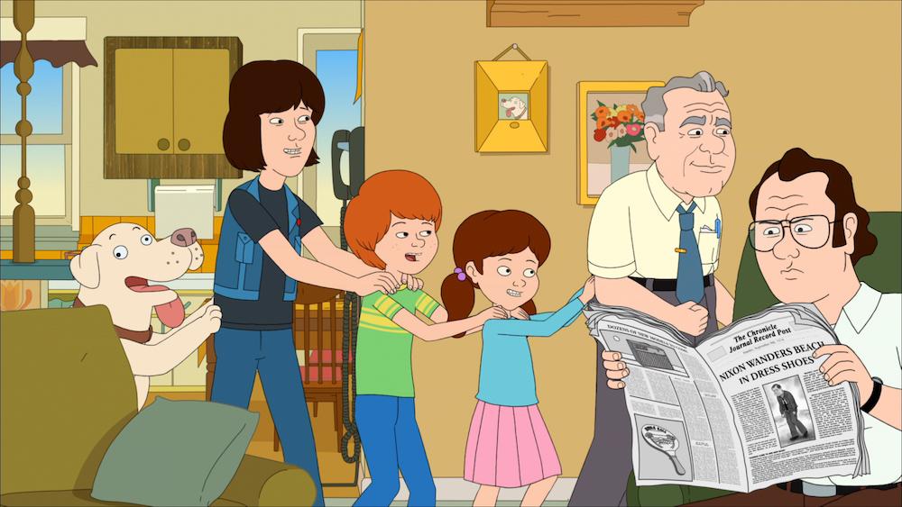 F Is For Family Season 4 Netflix