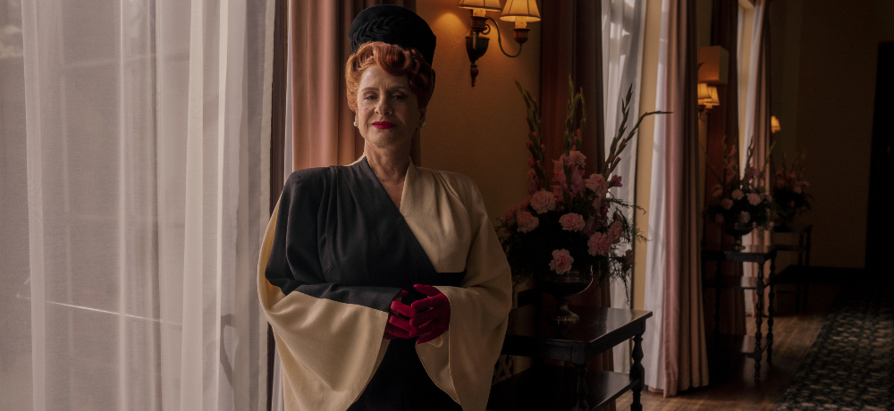 """Patti LuPone in """"Hollywood"""""""