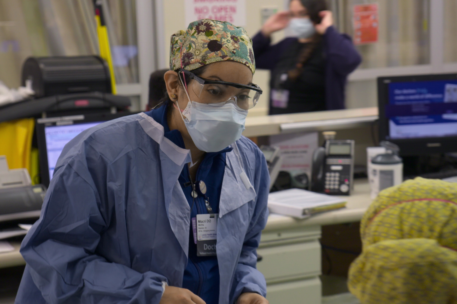 Lenox Hill Netflix Series New Episode On Hospital S Covid Response Indiewire
