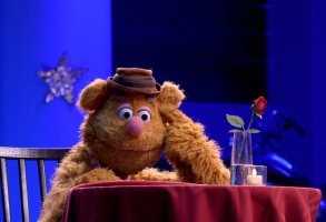 Muppets Now Disney Plus Fozzie Bear