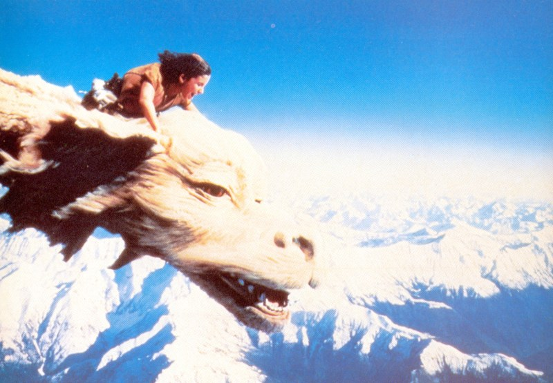 Editorial use only. No book cover usage.Mandatory Credit: Photo by Moviestore/Shutterstock (1635032a)The Neverending Story, Noah HathawayFilm and Television