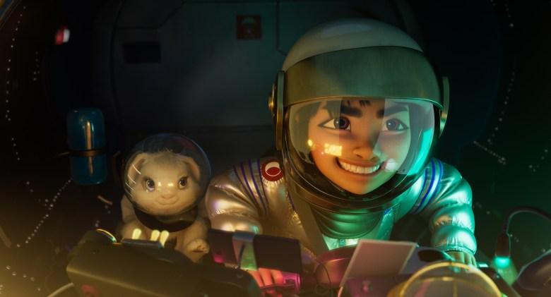 Over the Moon Netflix