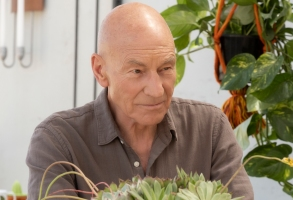 """The End Is The Beginning"" -- Episode #103 -- Pictured: Sir Patrick Stewart as Jean-Luc Picard of the CBS All Access series STAR TREK: PICARD. Photo Cr: Trae Patton/CBS ©2019 CBS Interactive, Inc. All Rights Reserved."