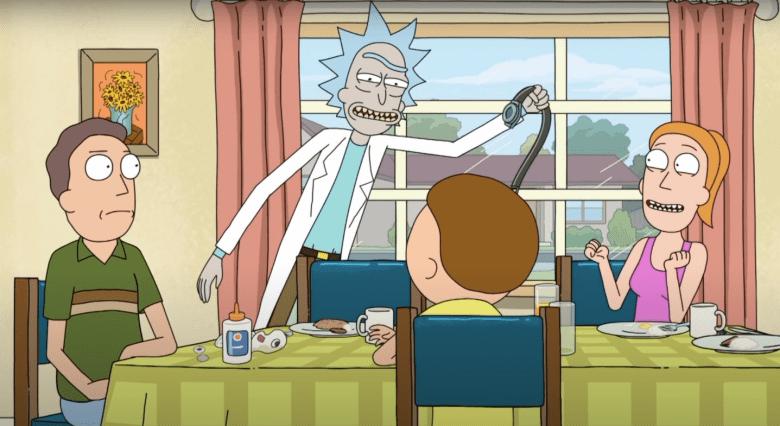 Rick and Morty Season 4 Finale