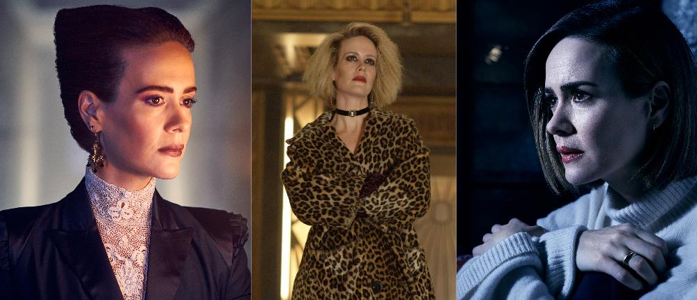 "Sarah Paulson in ""American Horror Story"" Costume Design"