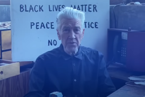 David Lynch Adds Black Lives Matter Message to Daily Web Series: 'Peace, Justice, No Fear'