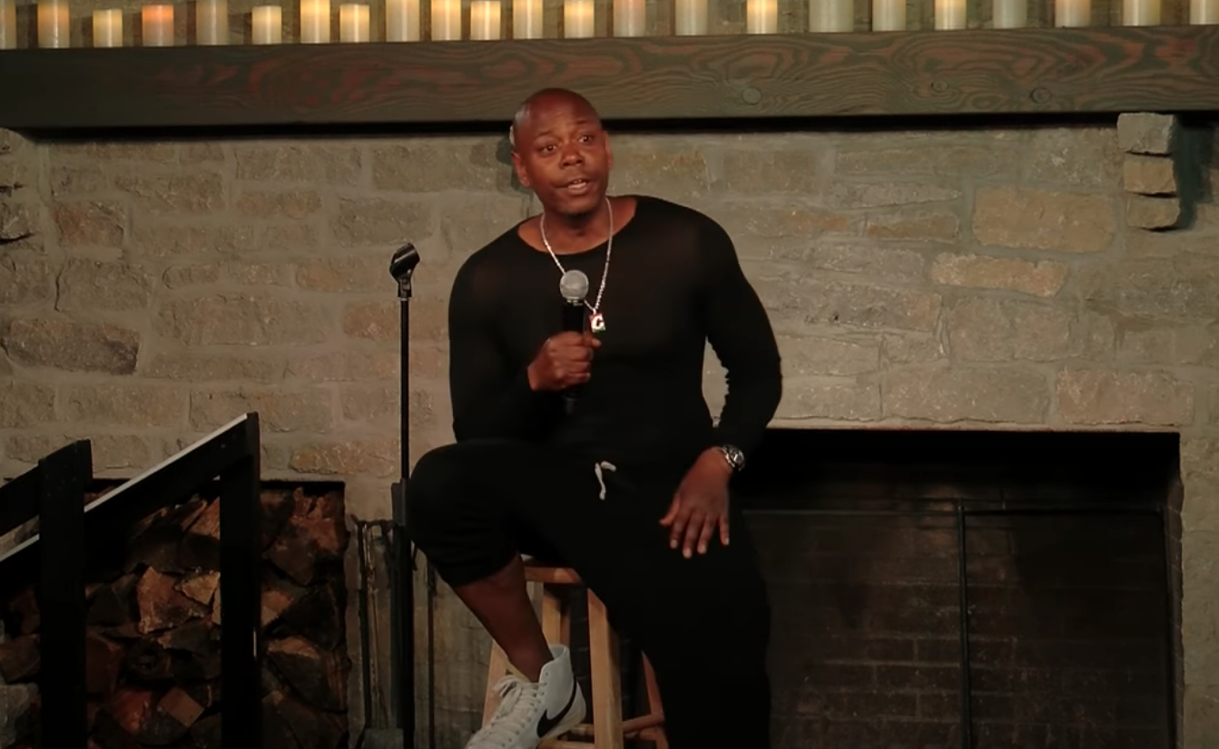Dave Chappelle Got Real Lit And Went In On 8:46