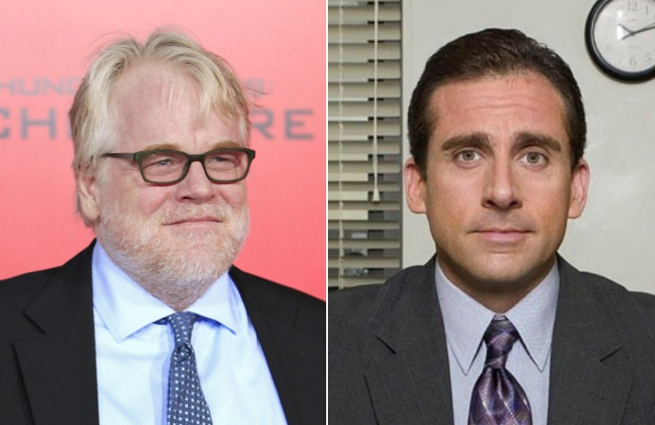 Philip Seymour Hoffman and 'The Office'