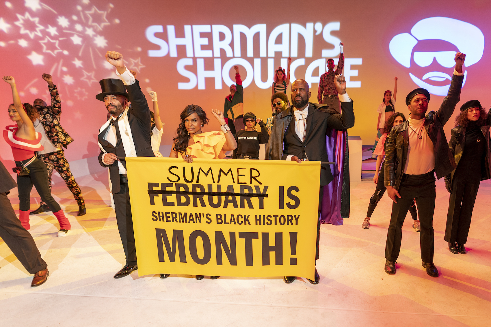 Sherman S Showcase Black History Month Spectacular Review Indiewire