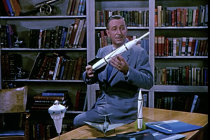 New on Disney+ in July: How Walt Disney Helped Launch the Space Race