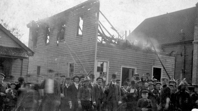 """Wilmington on Fire"""