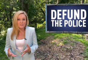 Full Frontal Samantha Bee 2020 woods