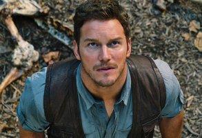 "Chris Pratt, ""Jurassic World"""