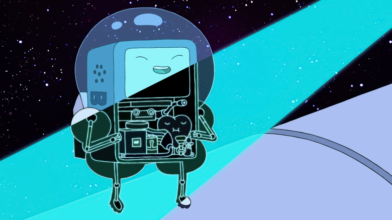 """Adventure Time: Distant Lands - BMO"""