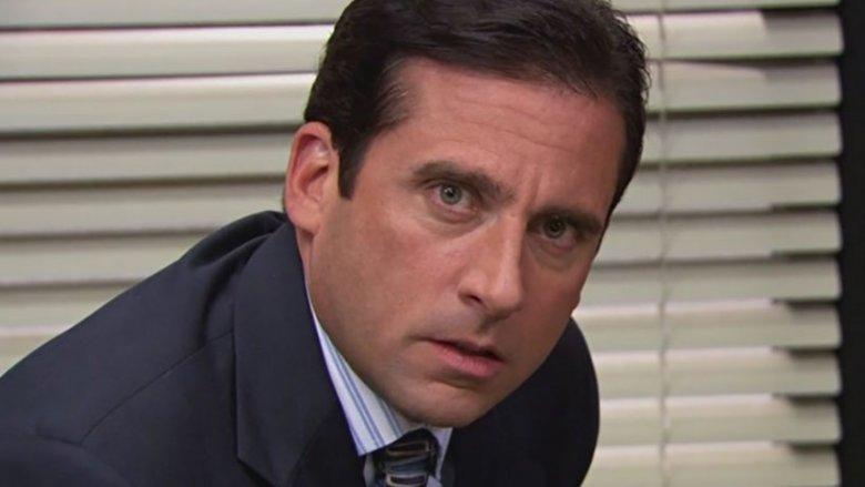 """Steve Carell, """"The Office"""""""