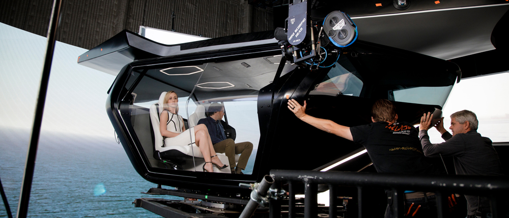 Westworld Behind the Scenes VFX