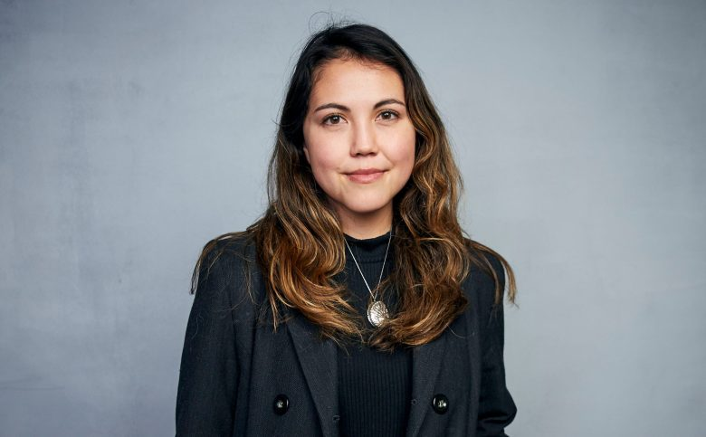 """Writer/director Natalie Erika James poses for a portrait to promote the film """"Relic"""" at the Music Lodge during the Sundance Film Festival, in Park City, Utah2020 Sundance Film Festival - """"Relic"""" Portrait Session, Park City, USA - 25 Jan 2020"""