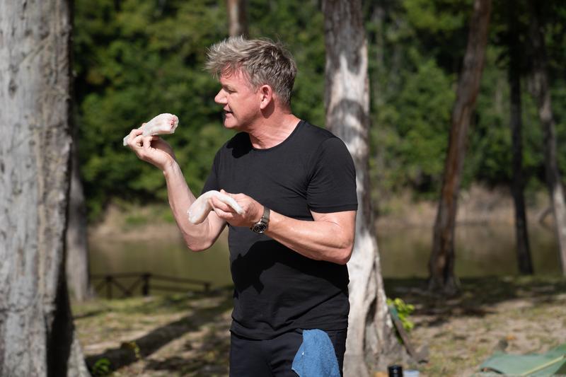 """""""Gordon Ramsay: Uncharted"""" Season 2"""