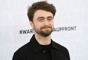 Daniel Radcliffe attends the WarnerMedia Upfront at Madison Square Garden, in New York2019 WarnerMedia Upfront, New York, USA - 15 May 2019
