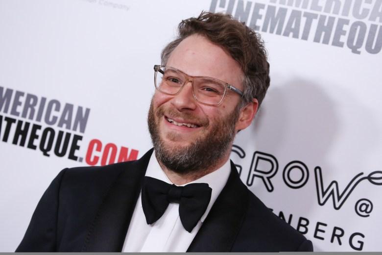 Seth Rogen33rd Annual American Cinematheque Awards Gala, Arrivals, Beverly Hilton, Los Angeles, USA - 08 Nov 2019