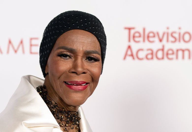 Cicely Tyson25th Television Academy Hall of Fame Awards, Arrivals, Los Angeles, USA - 28 Jan 2020